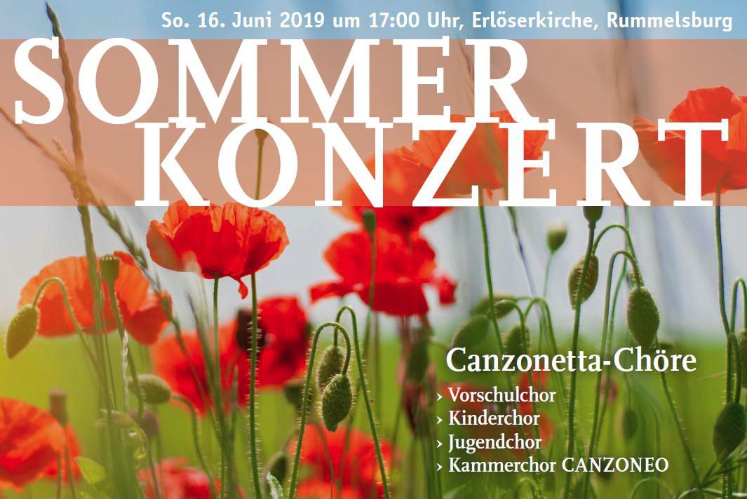Canzonetta Sommerkonzert